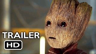 Guardians of the Galaxy 2 Trailer + Super Bowl Trailer (2017) Chris Pratt Sci-Fi Action Movie HD