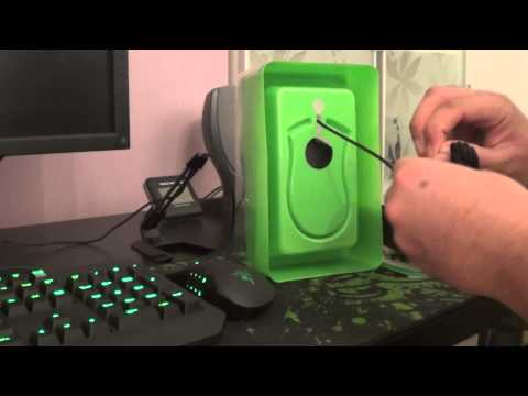 Razer DeathAdder 2013 Gaming Mouse Unboxing & Initial Review