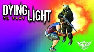 Dying Light Online Funny Moments, Easter Eggs & Glitches! Co-op Gameplay