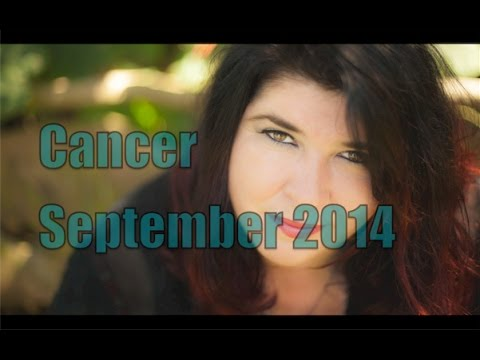 Cancer September Astrology With Michele Knight