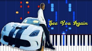 See You Again (Piano Cover) with Piano Sheet   Wiz Khalifa-ft. Charlie Puth Furious 7   MiDi Fans