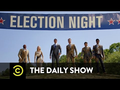 The Daily Show - There Will Be Mud