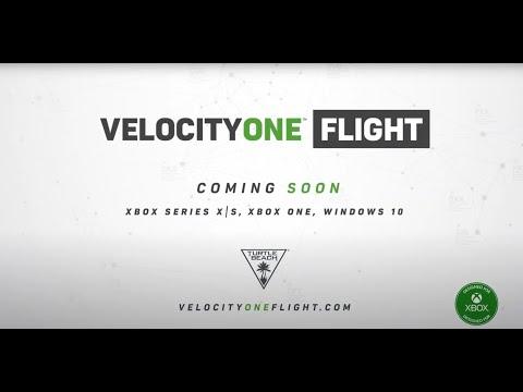 VelocityOne™ Flight Universal Control System for Xbox Series X|S, Xbox One & Windows 10