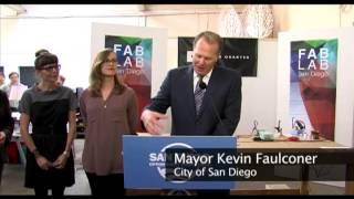 Fab Lab San Diego ReLaunch