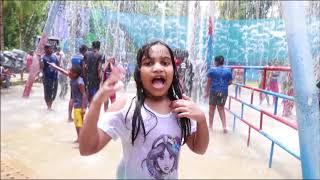 Black thunder (summer holidays) Apple girl Akshitha