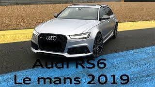 Audi Rs6 24H du Mans