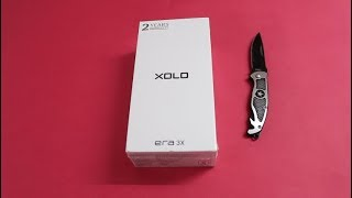Xolo Era 3X Unboxing, Hands on, Camera, Features, Price
