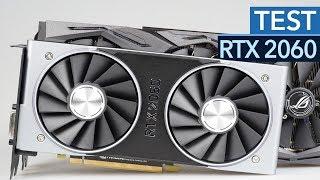Nvidia Geforce RTX 2060 im Test - Raytracing für die Mittelklasse?