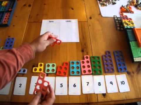 Numicon For Place Value Youtube