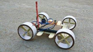 Make New RC Car at home