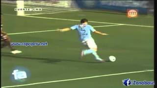 Sporting Cristal 3-1 Sport Boys - Copa Movistar 2012