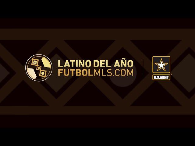 Latino del Año 2014 de FutbolMLS.com presentado por US Army