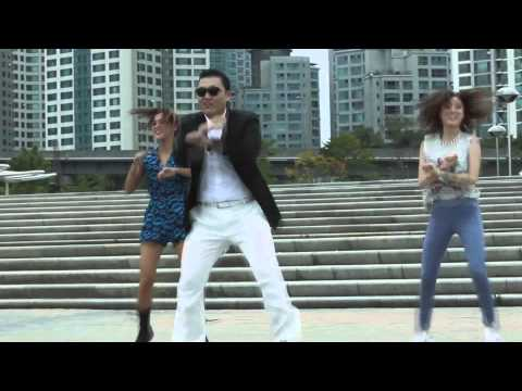 Atilla Tas - Yam Yam / GANGNAM STYLE (official video) HD klip izle