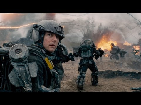 Edge of Tomorrow - Official Trailer 1 [HD] klip izle