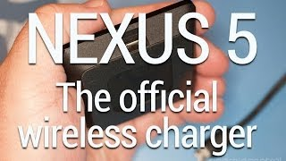 The Nexus wireless charger (2013)