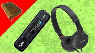 Esti Mese Generátor - Az MP3 Lejátszó és A Fejhallgató