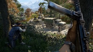 Far Cry 4 - Co-op Gameplay (PS4)