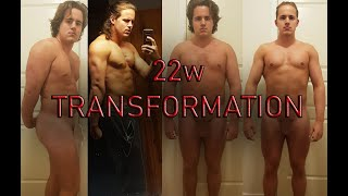 VEGAN STRONGMAN INTERMITTENT FASTING TRANSFORMATION - 12kg 22weeks