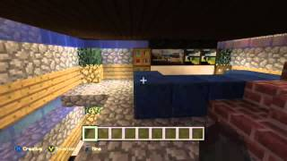 Minecraft clan house showcaes
