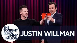 Magician Justin Willman Teaches Jimmy a Trick to Make Soda Disappear with His Mind