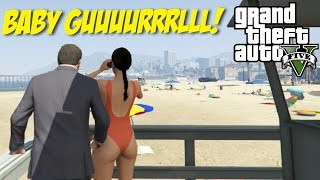 LET ME TOUCH THE BOOTY! [GTA 5] [CHAOS]
