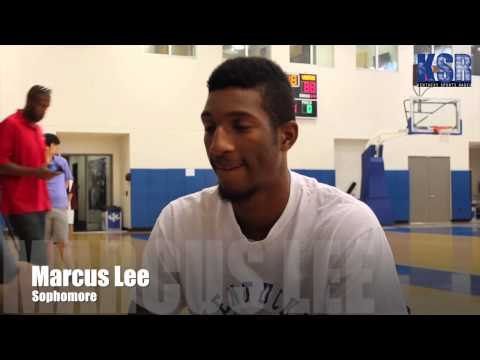 2014-2015 Previews: Marcus Lee