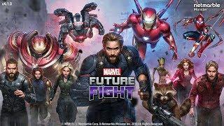 [🔴Live] Marvel Future Fight - EP.44  นึกว่าแนลจะบินซะแล้วววววว 5555