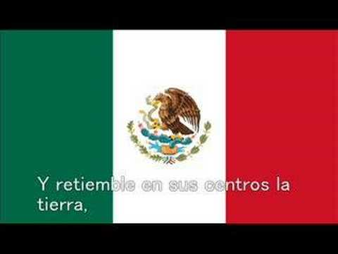Himno Nacional Mexicano -National Anthem of Mexico-