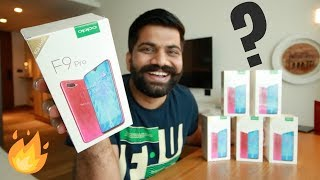 Oppo F9 Pro Unboxing & First Look + Giveaway!!!🔥🔥🔥