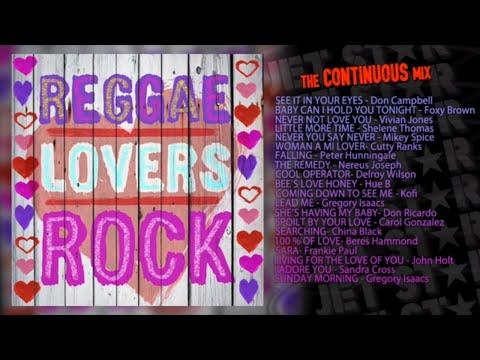 80s 90s Old School Lover's Rock Reggae Mix - Beres Hammond, Mikey Spice, Frankie Paul