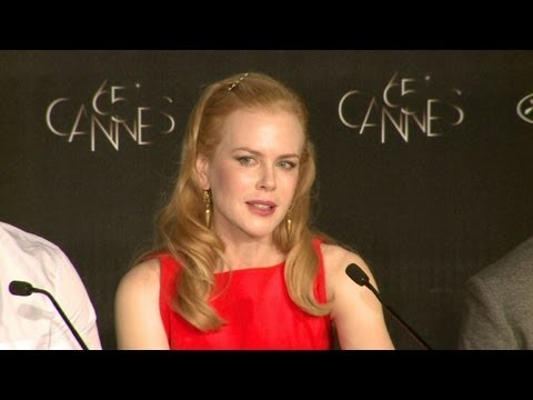 Nicole Kidman Erotiza A Cannes video
