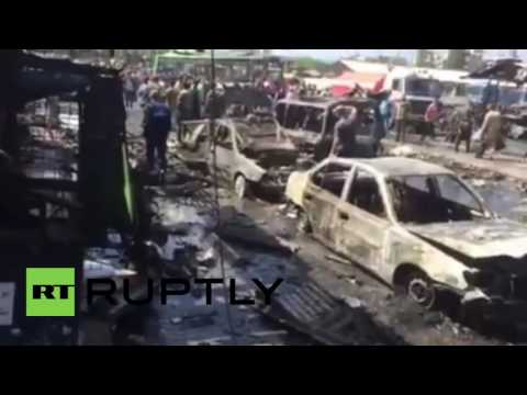 Syria: More than 100 dead in Latakia blasts