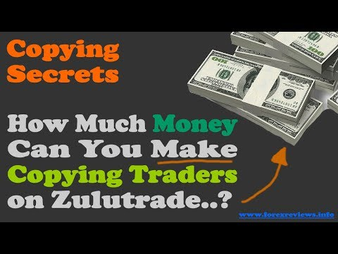 How much money do forex traders make
