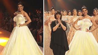 Sushmita Sen Ramp Walk For Bombay Times Fashion Week | Latest Ramp Walk Video 2018