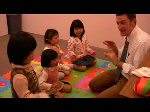 Teaching Kindergarten Kids English video