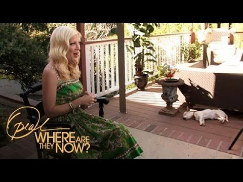 Online Exclusive: How Busy Mom Tori Spelling Balances It All - Where Are They Now? - OWN