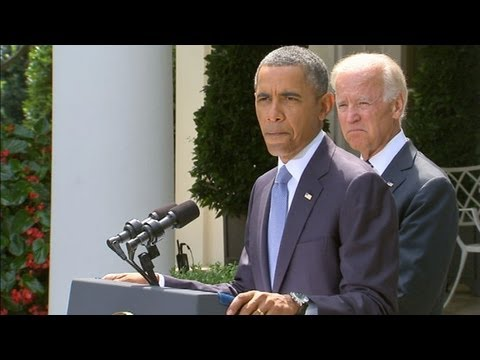 President Obama on Syrian Strike: 'US Should Take Military Action'