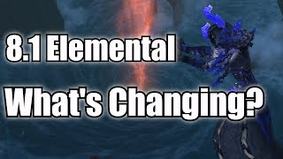 What's Changing for Elemental in Patch 8.1? Summary of All Changes