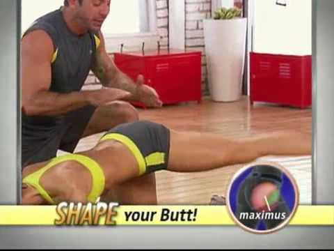 Exercises to shrink butt