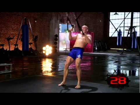 GSP rip:60 Workout DVD