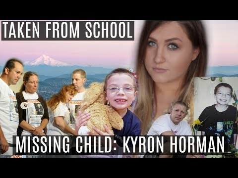 Where Is Kyron Horman Portland Boy Disappears From School