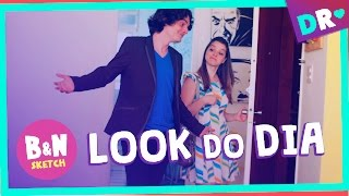 FASES DO RELACIONAMENTO: LOOK DO DIA DO CASAL | B&N
