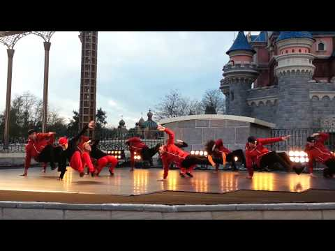 Diversity show in Disneyland Paris 2013