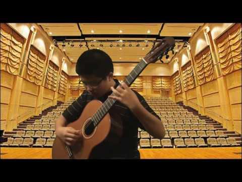 Kevin Loh (12) plays Sunburst Jubilation - Andrew York