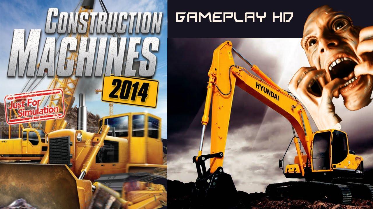 Construction Machines 2014