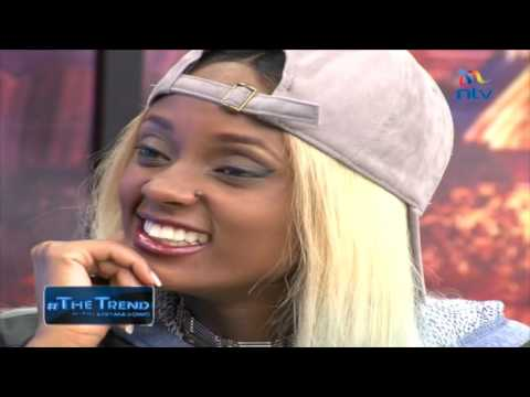 #theTrend: Singer, Radio & TV Presenter, Vanessa Mdee