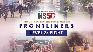 Frontliners - Level 3 : Fight