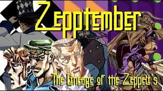Zepptember: The Lineage of the Zeppeli's