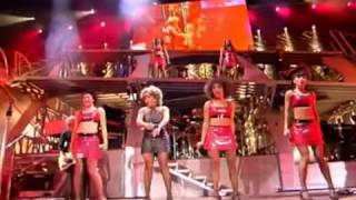 Tina Turner The Best Live Wembley