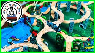 Thomas and Friends MOM SOLO CURVY TRACK! Fun Toy Trains for Kids!
